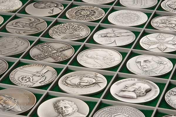 Ankauf Von Edelmetall Münzen Frankfurt Timesvalue Luxusuhren