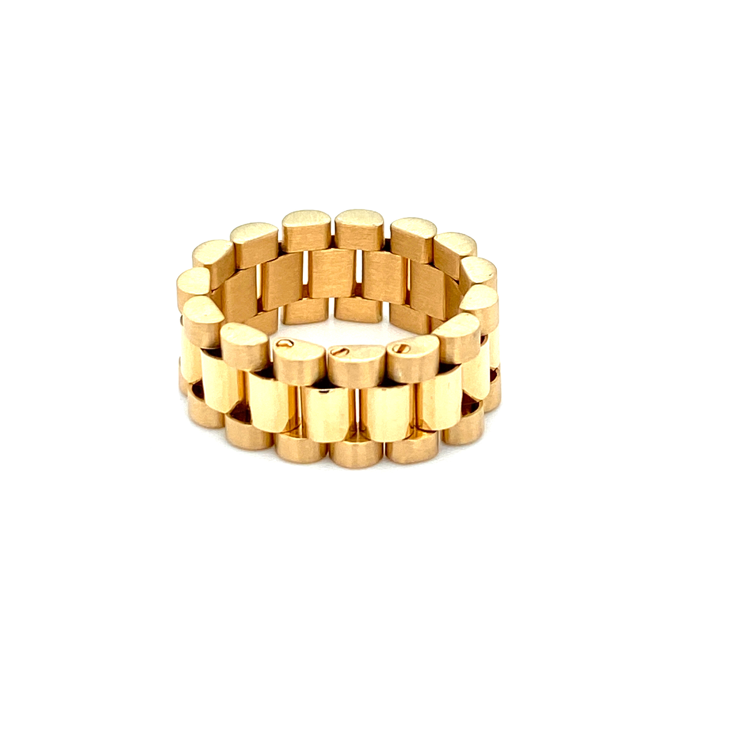 Gelbgold -Unisex Ring- starting from 990,- €