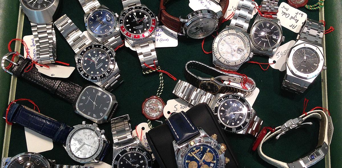 Ankauf Von Sammlungen Uhrenschmuckmünzen Timesvalue Luxusuhren